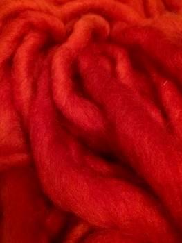 Wool Fabric Rose Free Photo