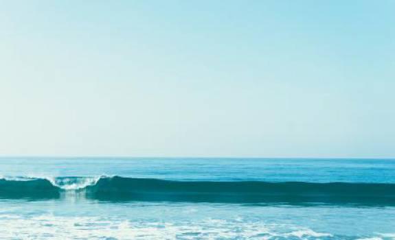 blue ocean sea  #16724