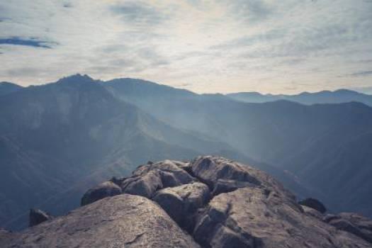 mountains peaks summit  #16758