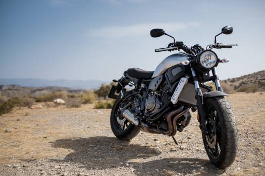 Motorcycle Bike Moped Free Photo
