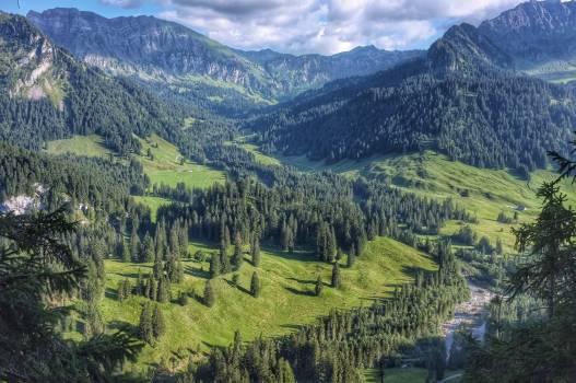 Range Mountain Mountains #167752