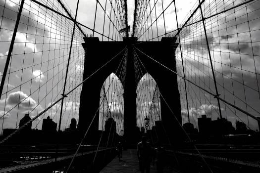 Rigging Gear Bridge Free Photo