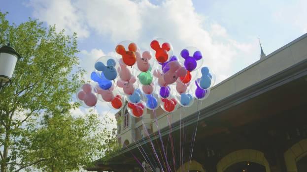 Balloon Pinwheel Wheel Free Photo