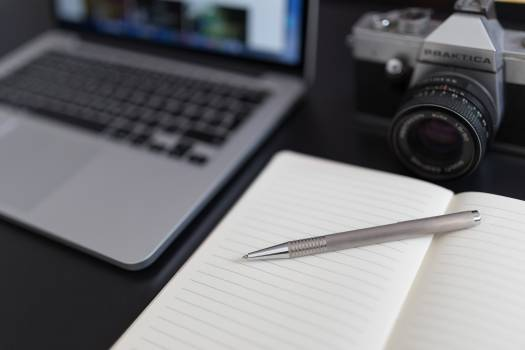 notepad notebook pen  #16798