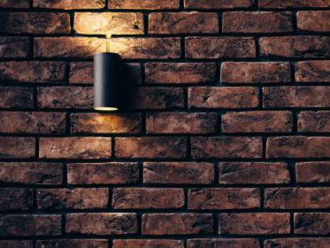 bricks wall light  #16843