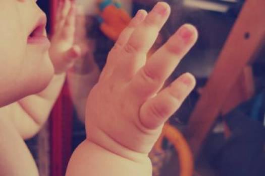 baby child hands  Free Photo