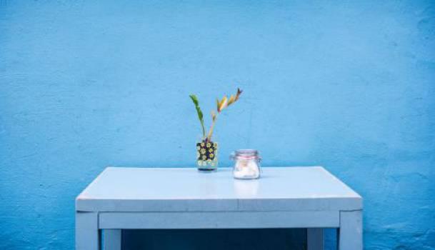 flower vase glass  #16856