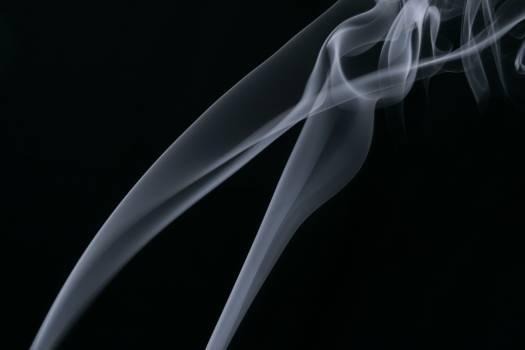 Smoke Cigarette Motion Free Photo