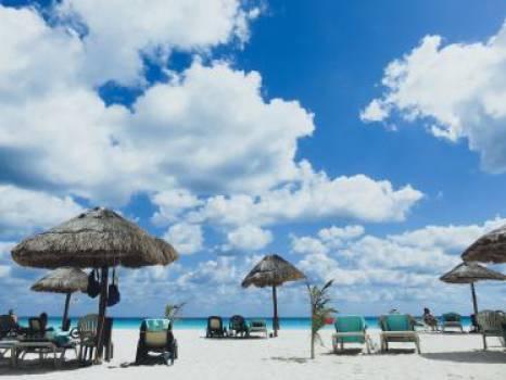 beach sand umbrellas  #16870