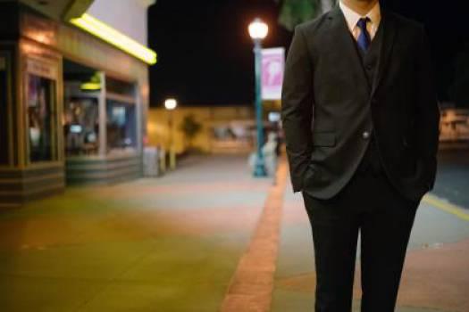 suit vest tie  #16908