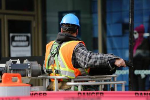 construction zone worker  #16911