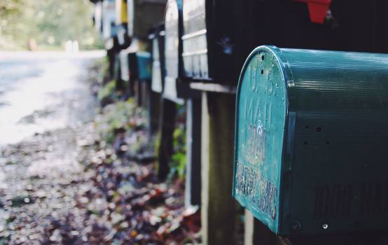 mailboxes letters  #16918