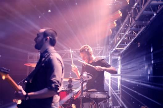 band musicians drummer  #16927