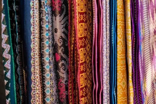 Bangle Pattern Texture Free Photo