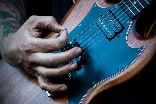 electric guitar musician instrument  #16962