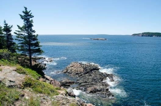 Ocean Sea Coast Free Photo
