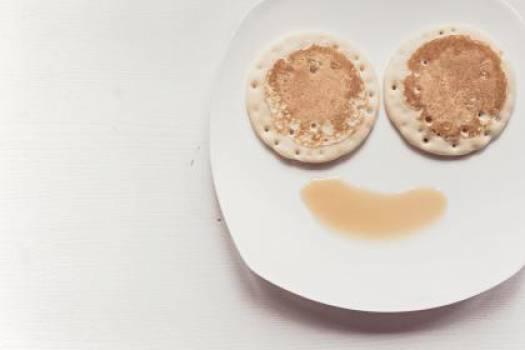 breakfast food pancakes  #17038