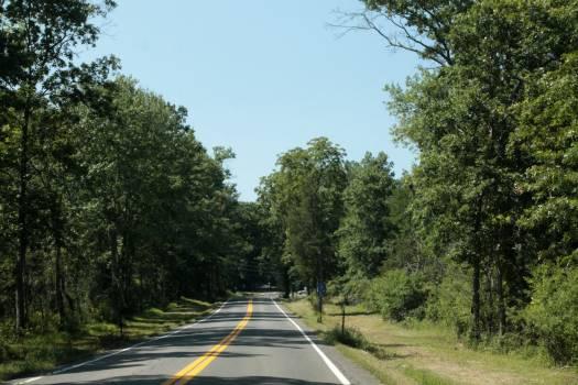 Road Way Highway Free Photo