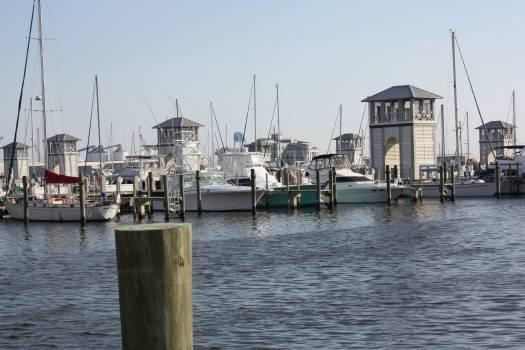 Dock Marina Waterfront Free Photo