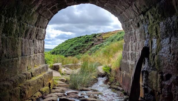 Arch Bridge Viaduct #170860