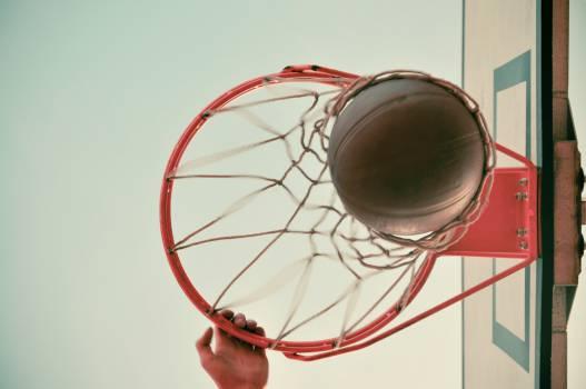basketball net hoop  #17091