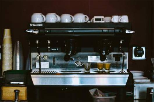 espresso machine coffee cafe  #17104