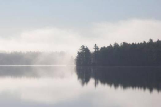 lake water reflection  #17131