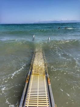 Breakwater Barrier Sea #171399