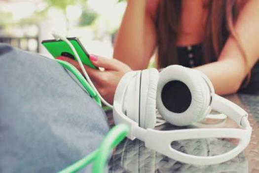 headphones music audio  #17160