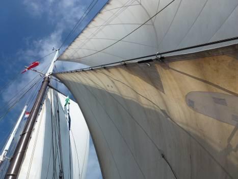 Schooner Sailing vessel Vessel Free Photo