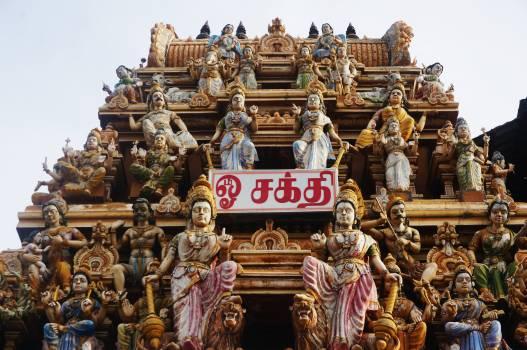 Temple Architecture Asia #171742