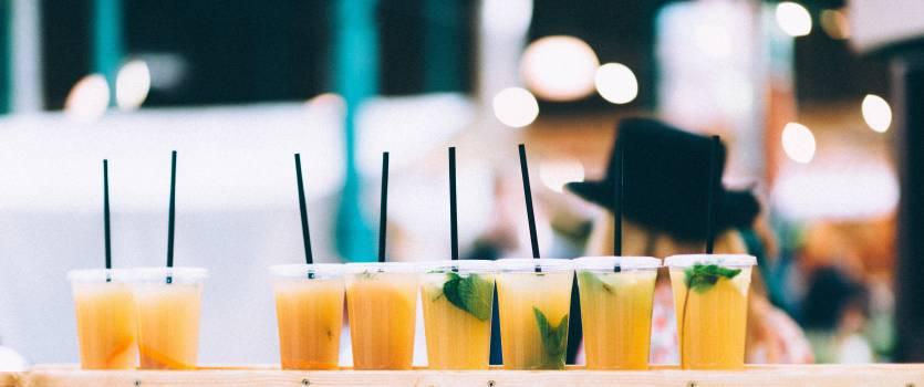 drinks juice orange  Free Photo