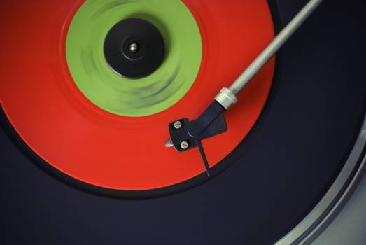 turntable record vinyl  #17197