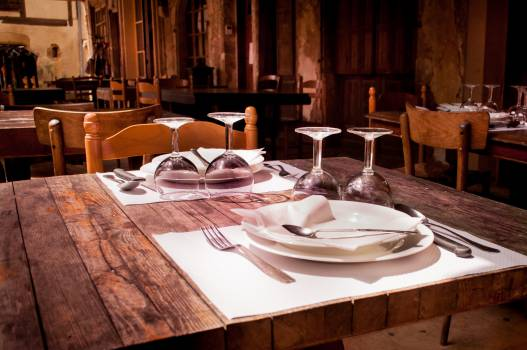 restaurant tavern placemats  #17199