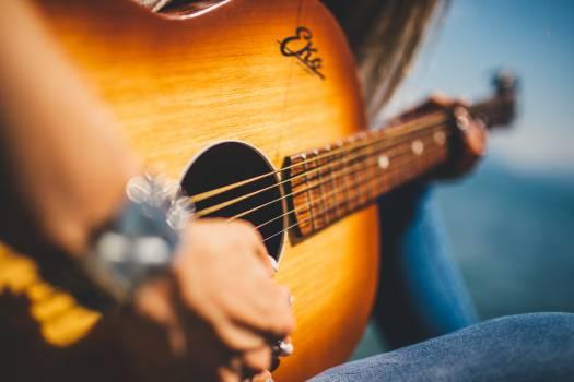 guitar music instrument  #17200