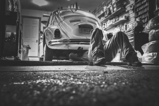 beetle buggy mechanic  #17246