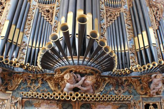 Organ Keyboard instrument Wind instrument Free Photo