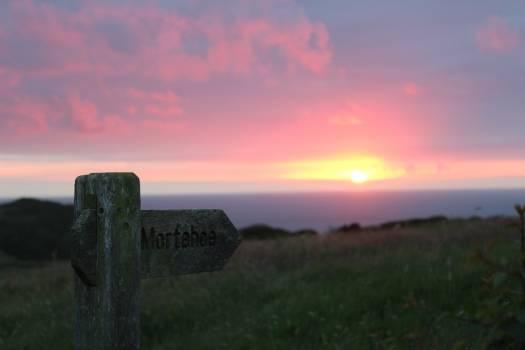 Sun Sunset Sky #173647