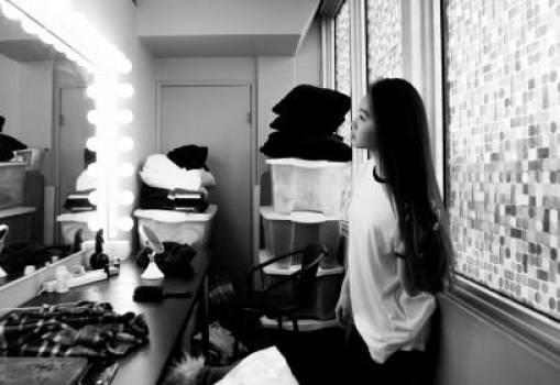 asian girl dressing room  #17394