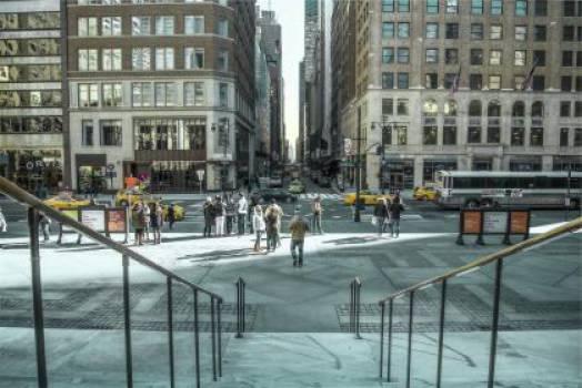 city urban people  #17404