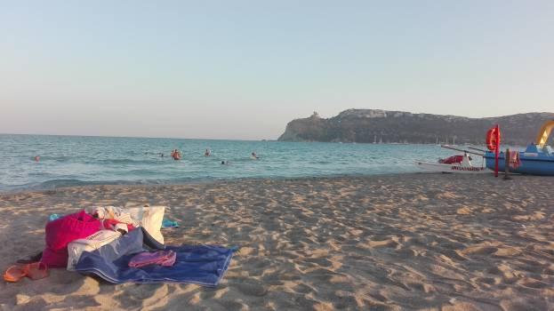 Beach Ocean Sand Free Photo