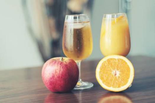 apple orange juice  #17426
