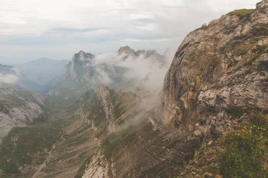 Mountain Mountains Landscape #174557