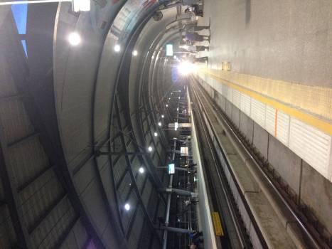 Transportation Modern Station #174641