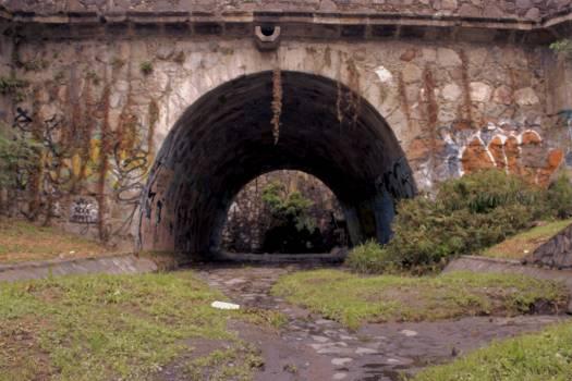 Tunnel Bridge Viaduct Free Photo