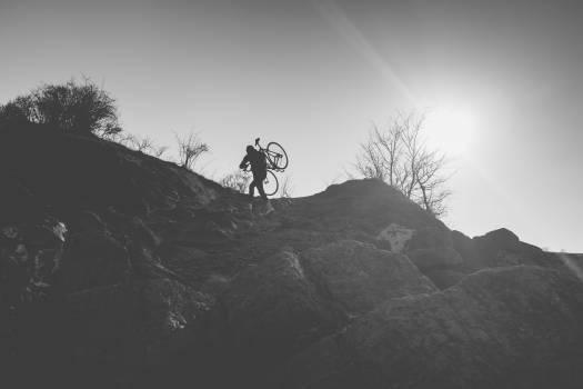 adventure bike bicycle  #17593
