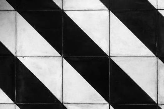black and white stripes pattern  #17632
