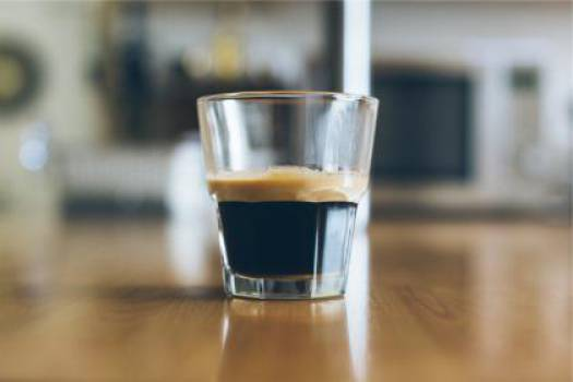 espresso glass coffee  #17677