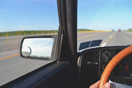 car steering wheel driving  Free Photo