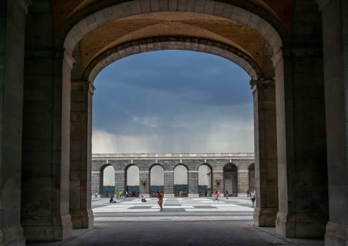Arch Memorial Triumphal arch #177428